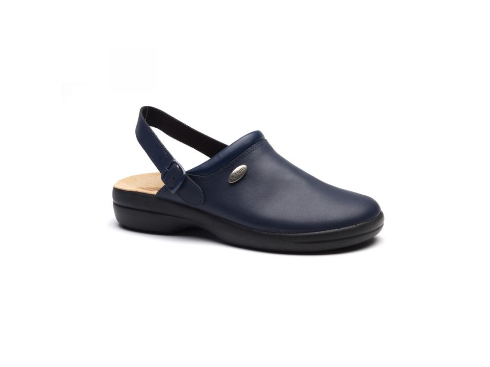 Toffeln FlexLite - Navy - Size 12 - Clearance