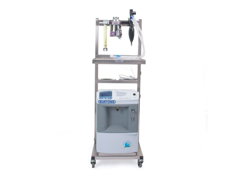 Adaptable Anaesthesia Machine System