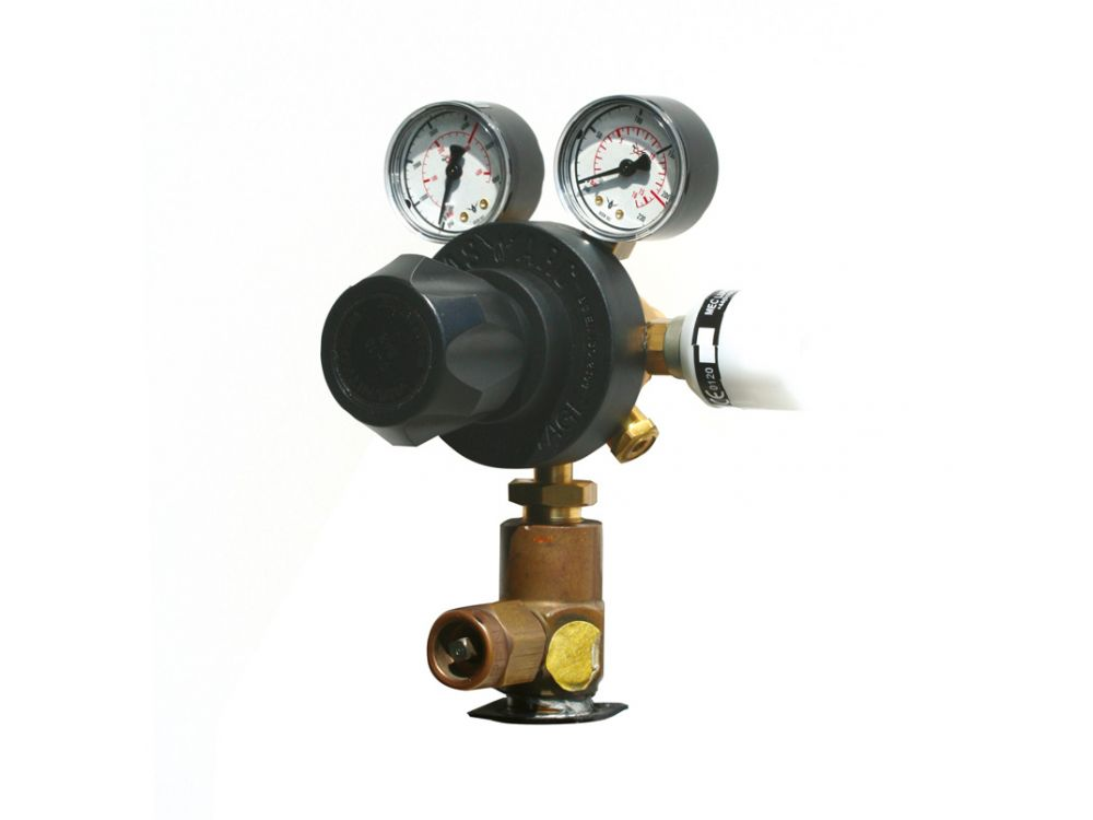 Bullnose Multi-Stage MA7 Regulator 7 Bar