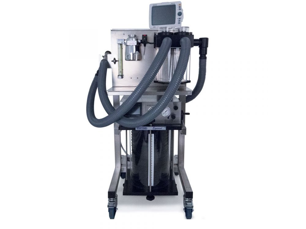 Burtons Equivent -  Large Animal Anaesthesia Machine