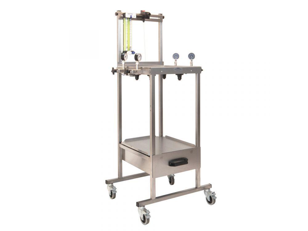 Burtons Vetanette Anaesthetic Trolley