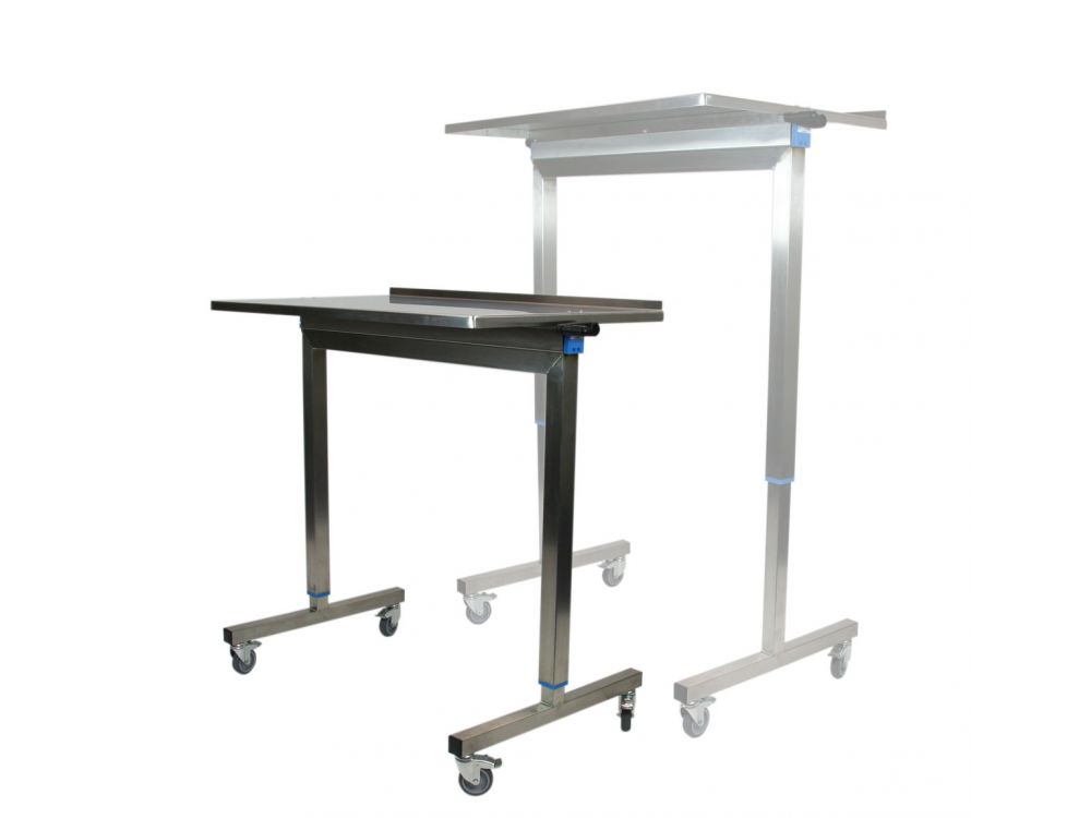 Over Table Instrument Trolley