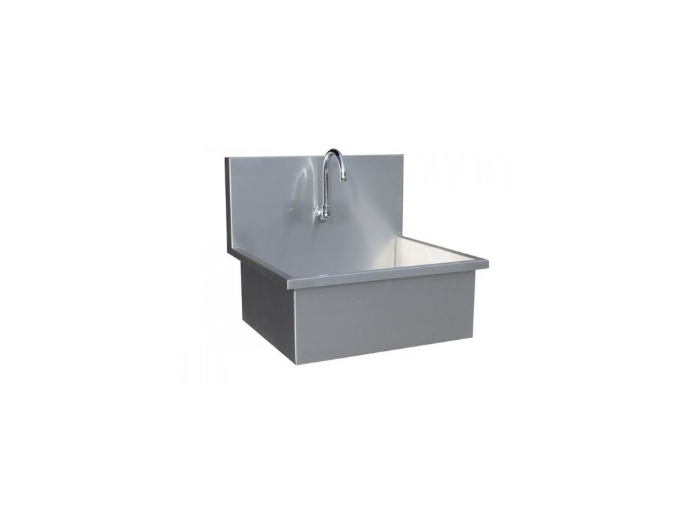 Burtons Single Bay Surgical Scrub Sink