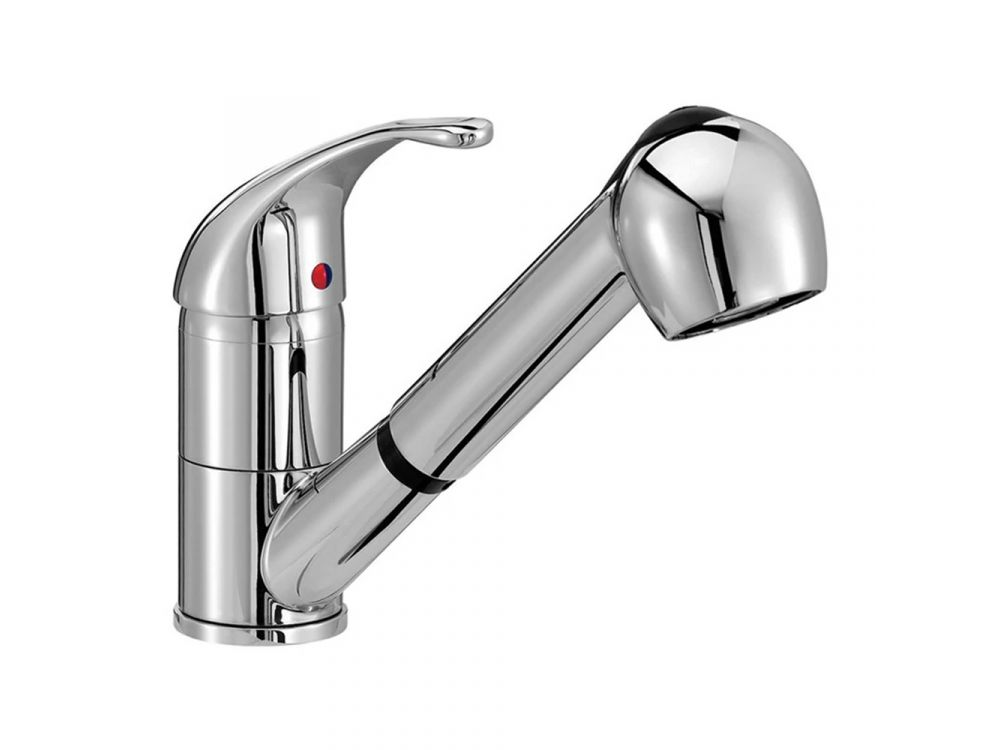 Pull Out Spray Kitchen Mixer Tap