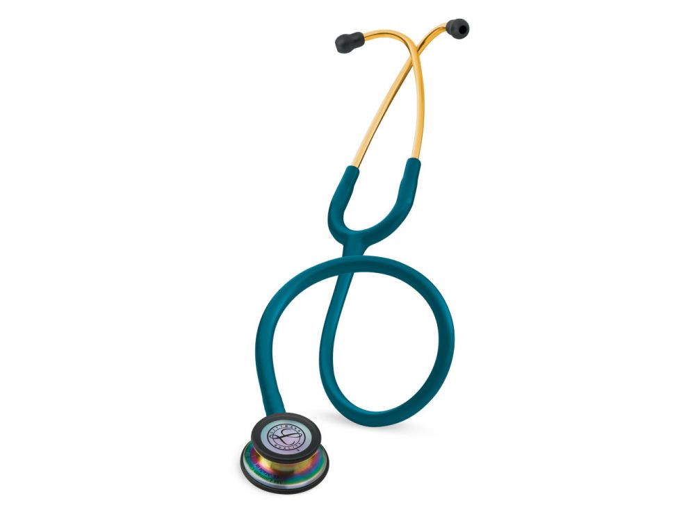 Littmann Classic III Stethoscope -  Rainbow Chestpiece