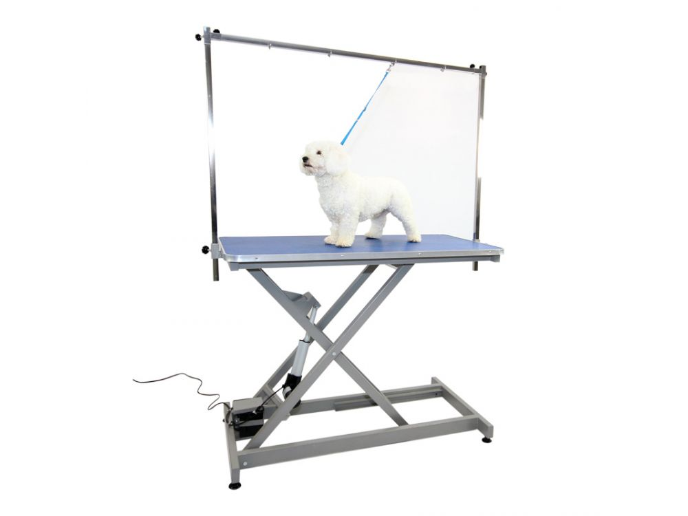 Burtons Electric Inclined-strut Grooming Table