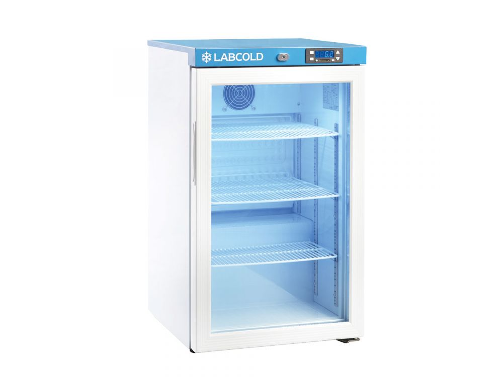 Labcold Pharmacy Under-Counter Glass Door Refrigerator 150 Litre