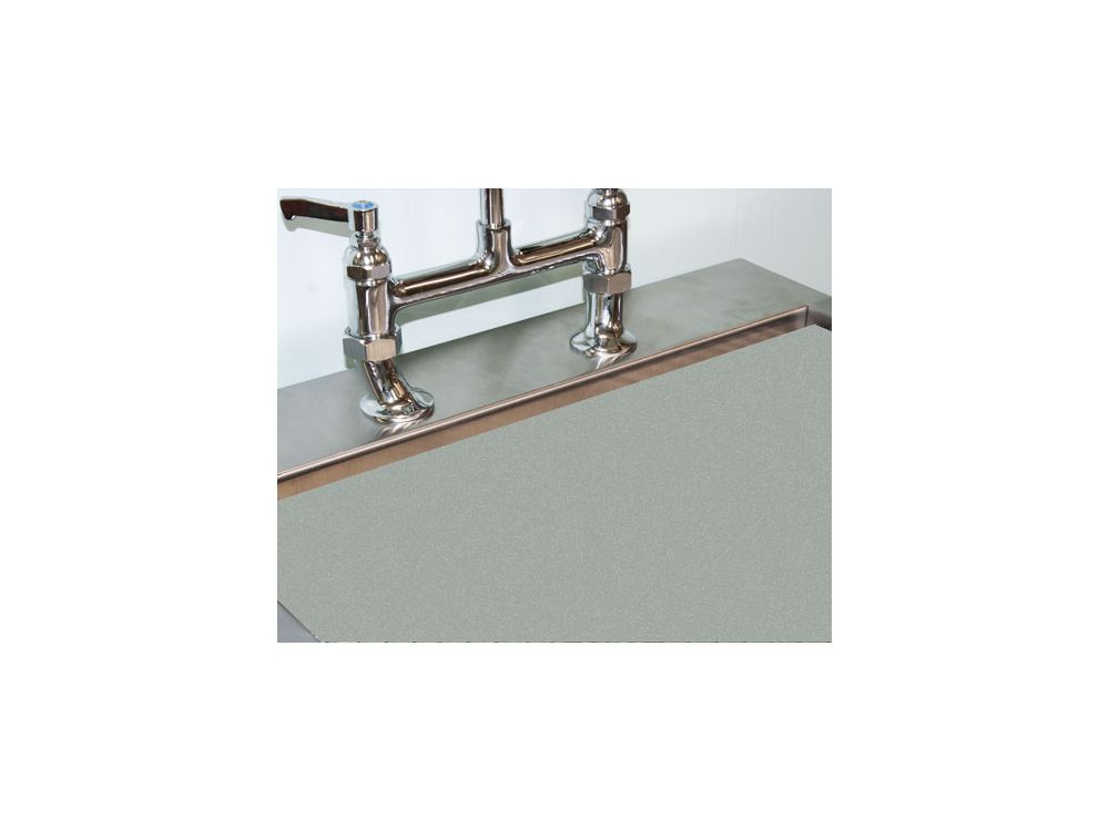 Solid Removable Stainless Steel Top For Burtons Tub Table