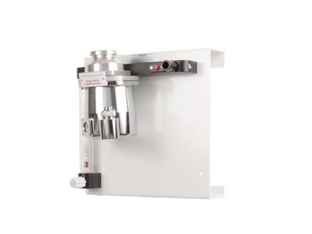 Wall Mounted O² Solitaire Anaesthesia Machine