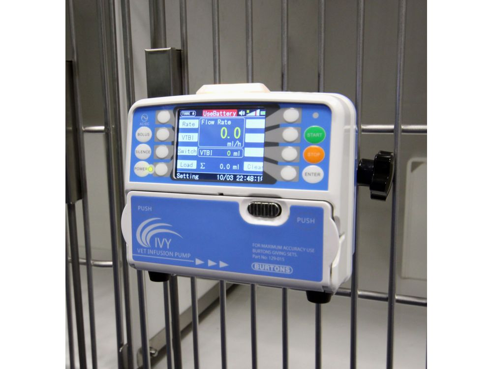 IVY Infusion Pump