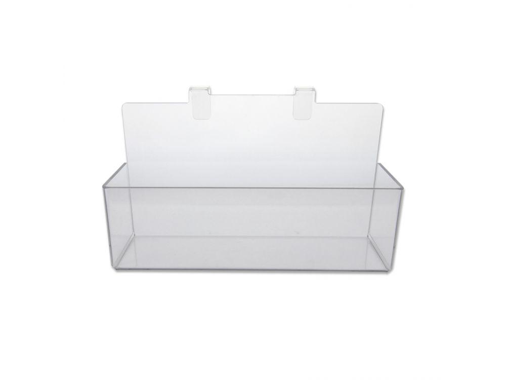 Clear Plastic Pill Tray