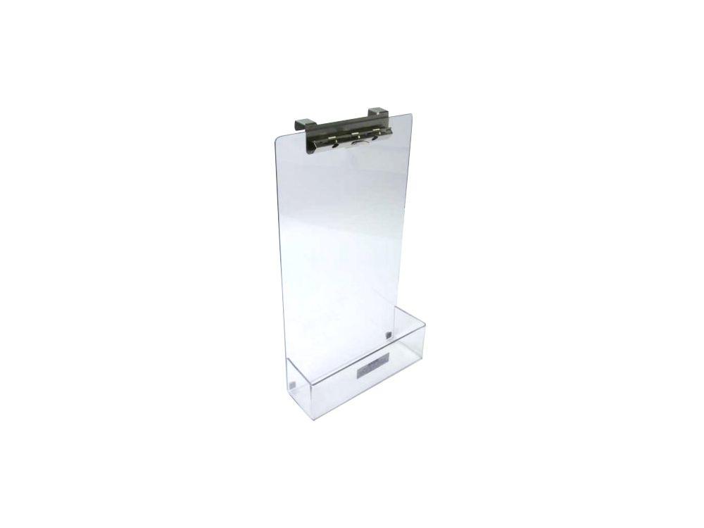 A4 Clip Board and Pill Tray