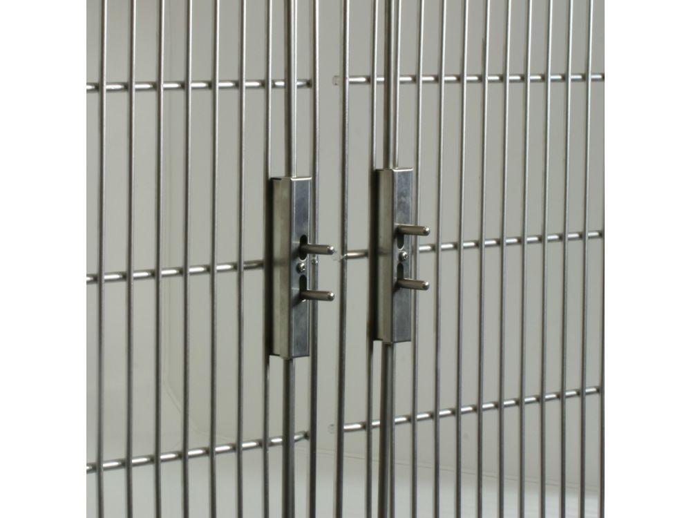 Burtons Quiet Time Double Door Cage