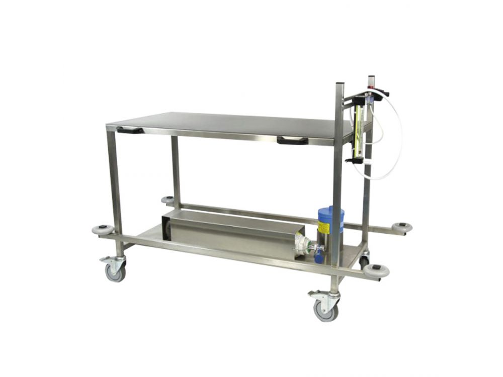Anaesthetic Patient Trolley