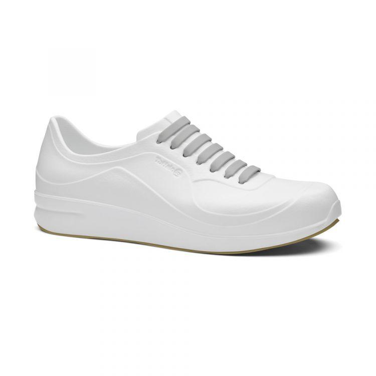 Toffeln AktivFlex - White - Size 9 - Clearance