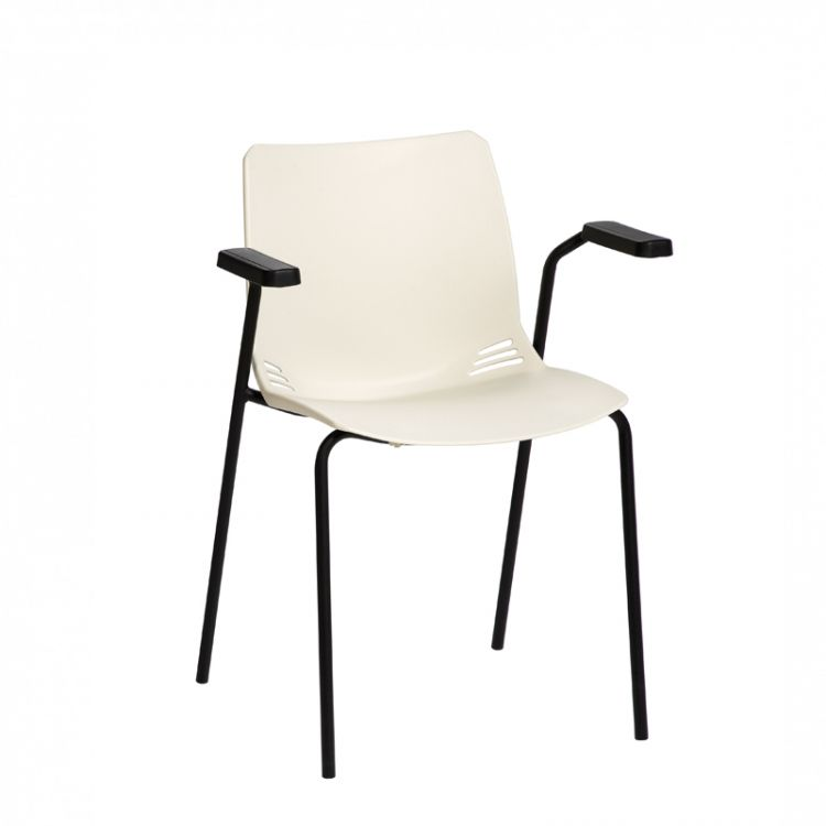 Neptune Visitor Chair With Arm Rests