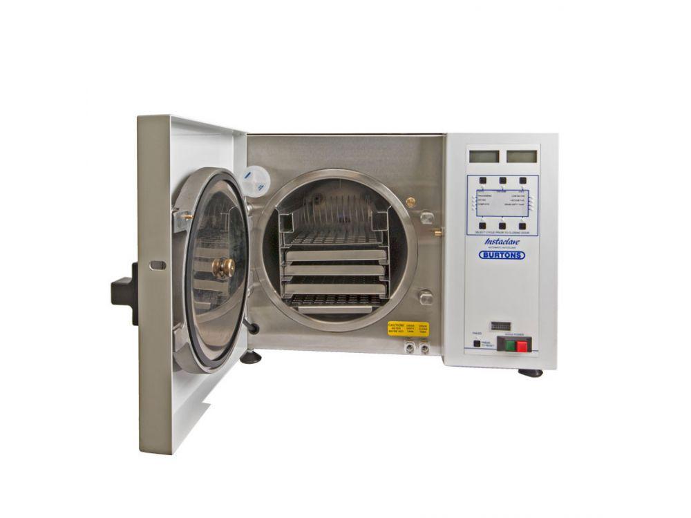 Burtons Non Vacuum Vetclave