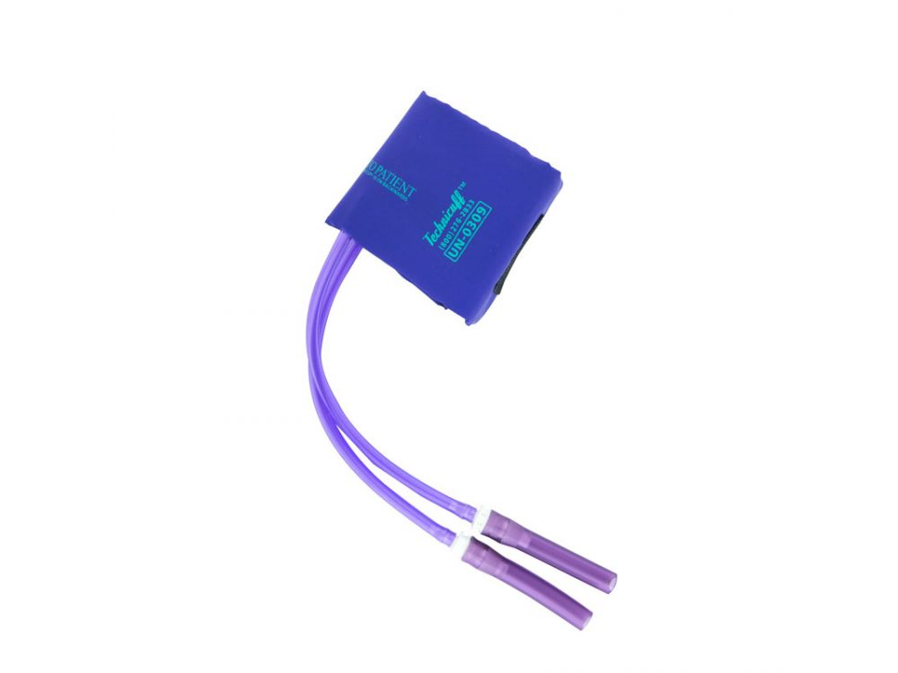 SurgiVet Re-useable Purple Cuff
