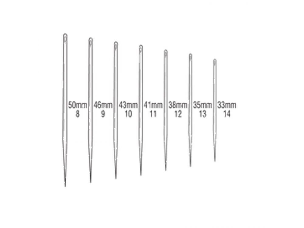 Suture Straight Triangle Cutting Needle