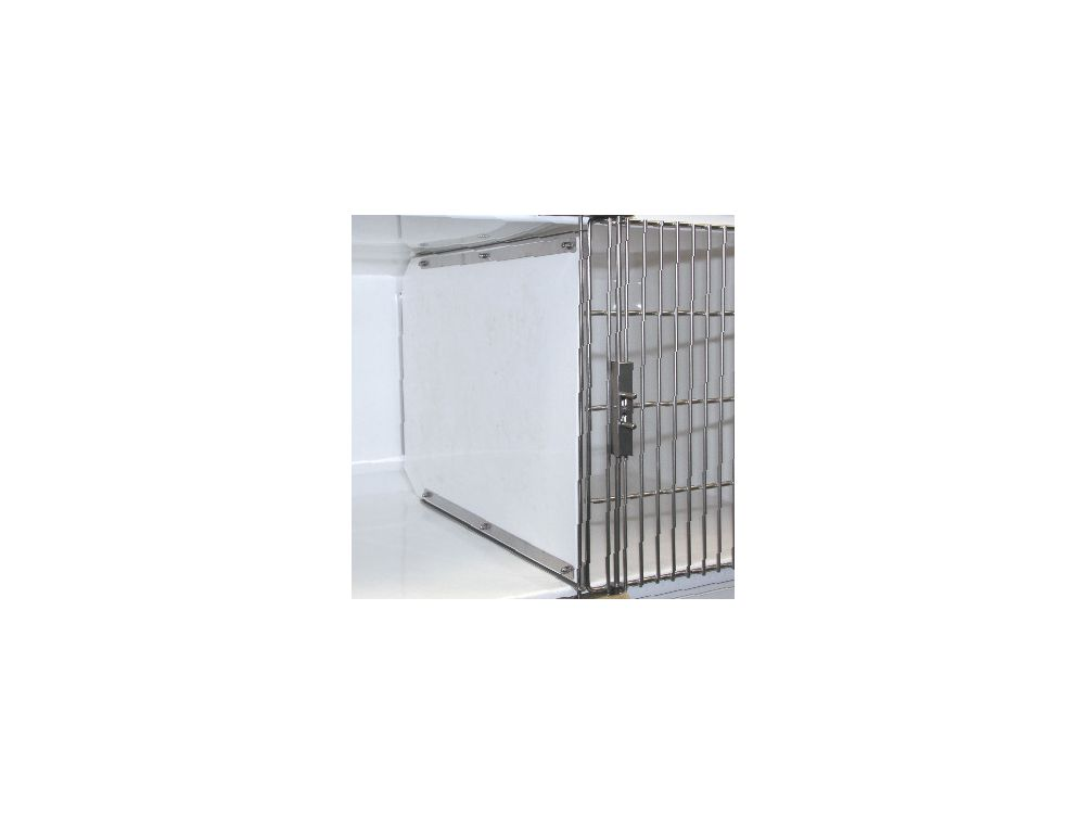 Removable Divider Panel for Double Door Cage