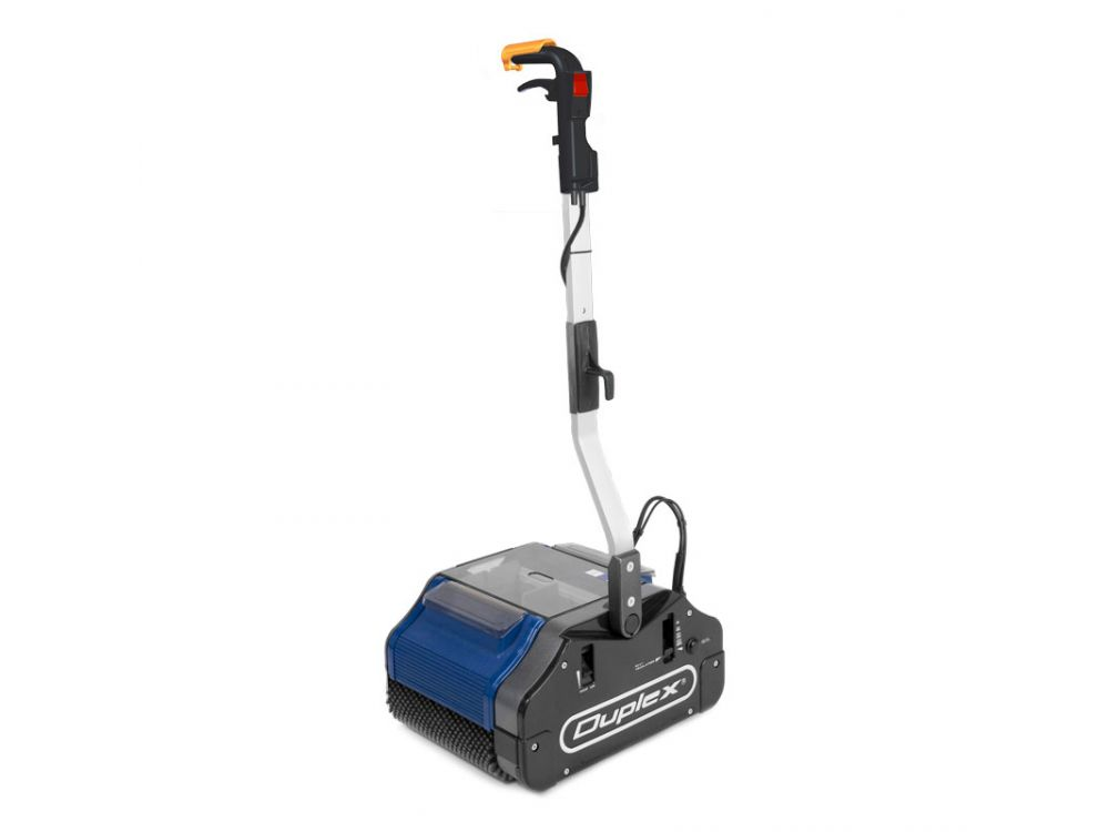 Duplex Floor Cleaning Systems - With Steam
