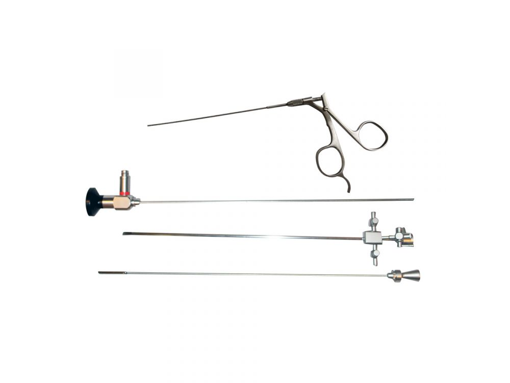 Paediatric/ Small Animal Cystoscope / TCI Package - 6 Piece