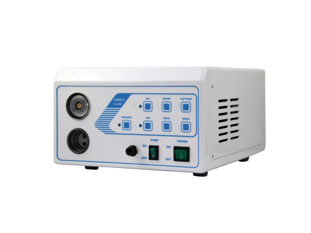 Video Processor with Built-In LED Light Source & Air Water Pump - Clearance