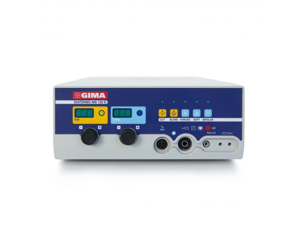 Gima Diatermo MB Electrosurgey Unit & Accessories