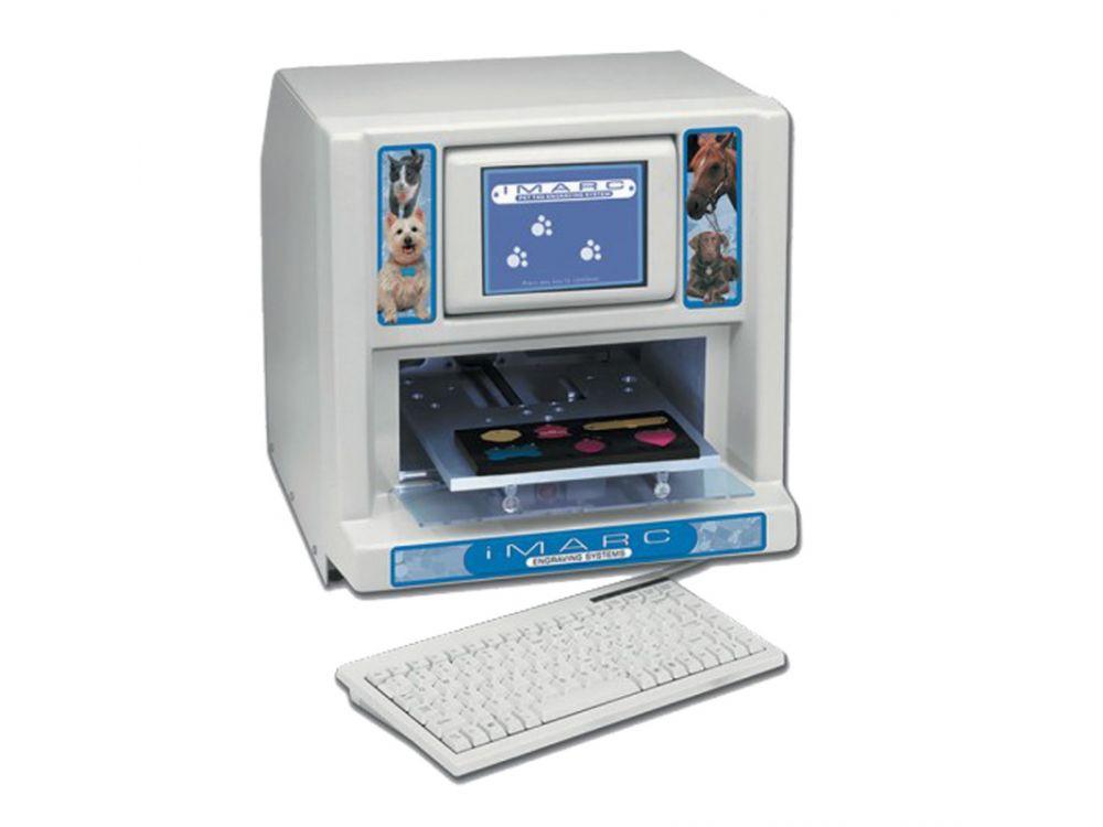Imarc Tag Engraving Machine