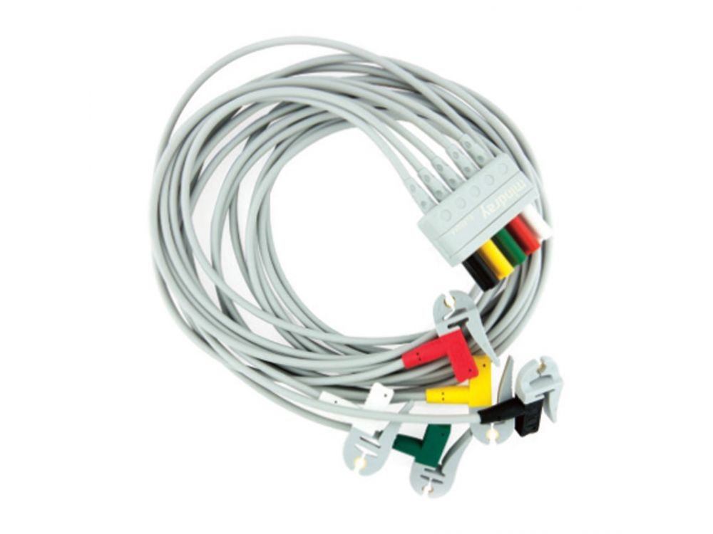 Mindray 5-lead ECG Cables