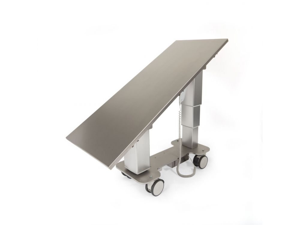 Burtons Pro-Lift Twin Column Electric Hydraulic Table