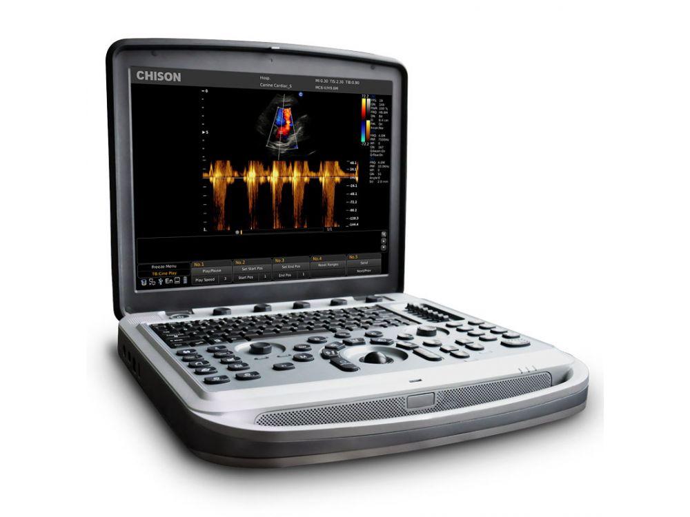 Chison SonoBook 6 Vet Ultrasound Unit