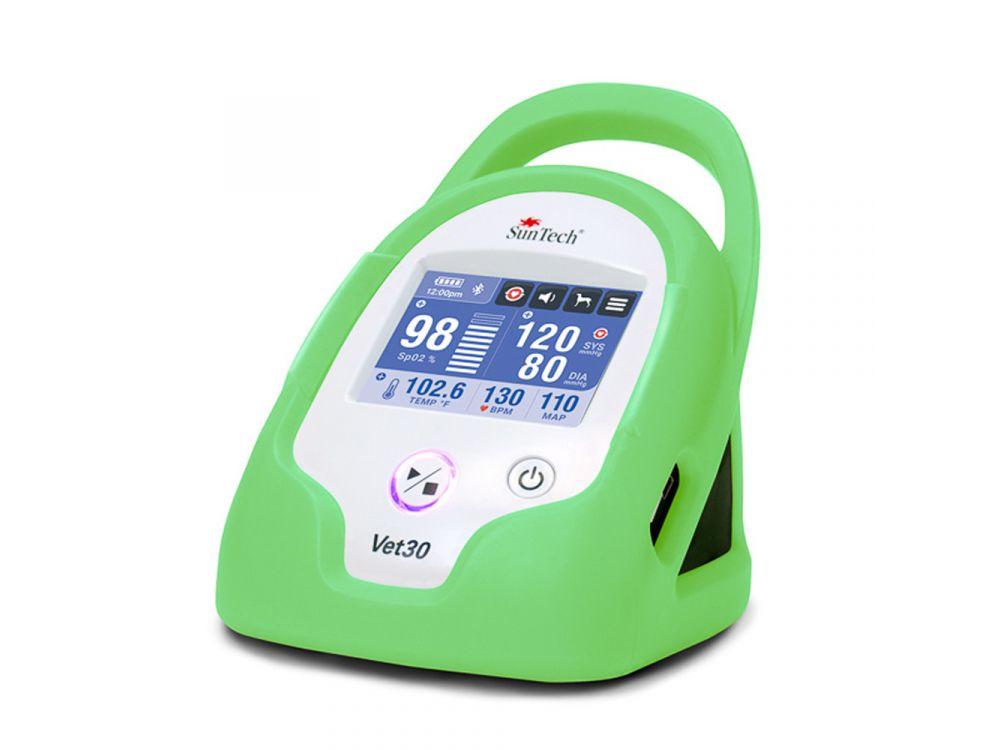 Suntech VET30/30E Continuous BP Monitor with Pulse Ox & Temperature