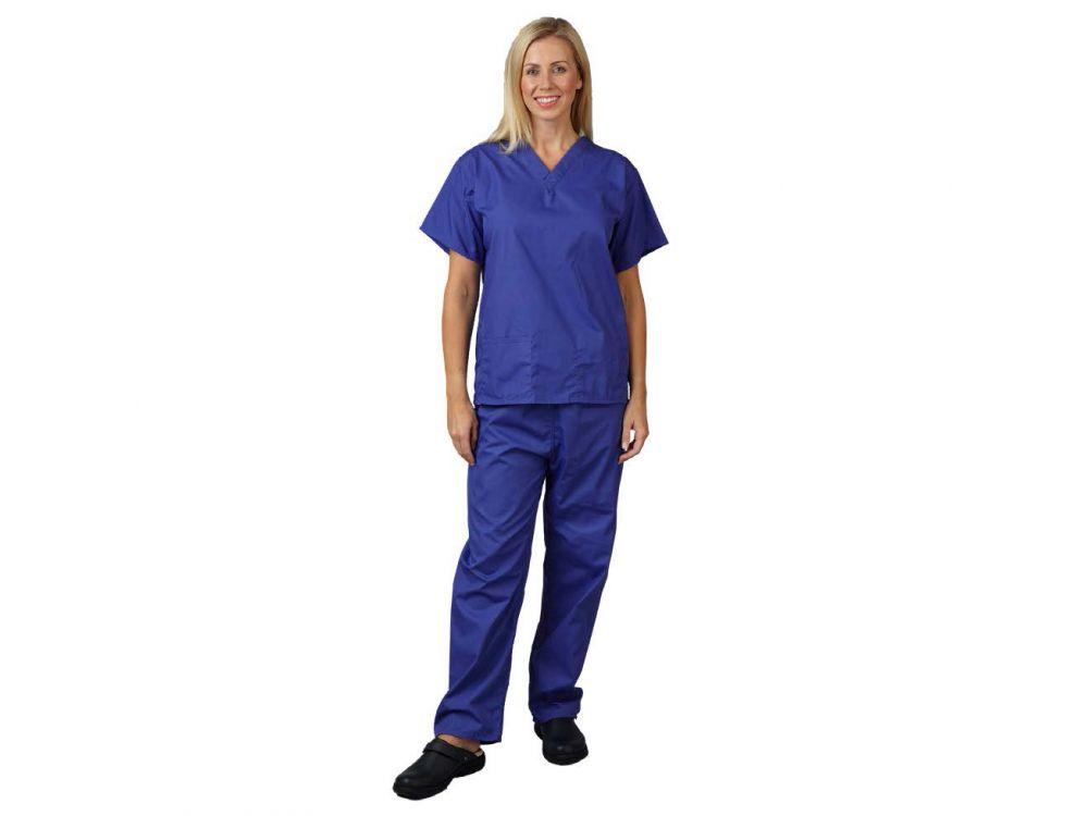 Unisex Reversible Scrub Suits