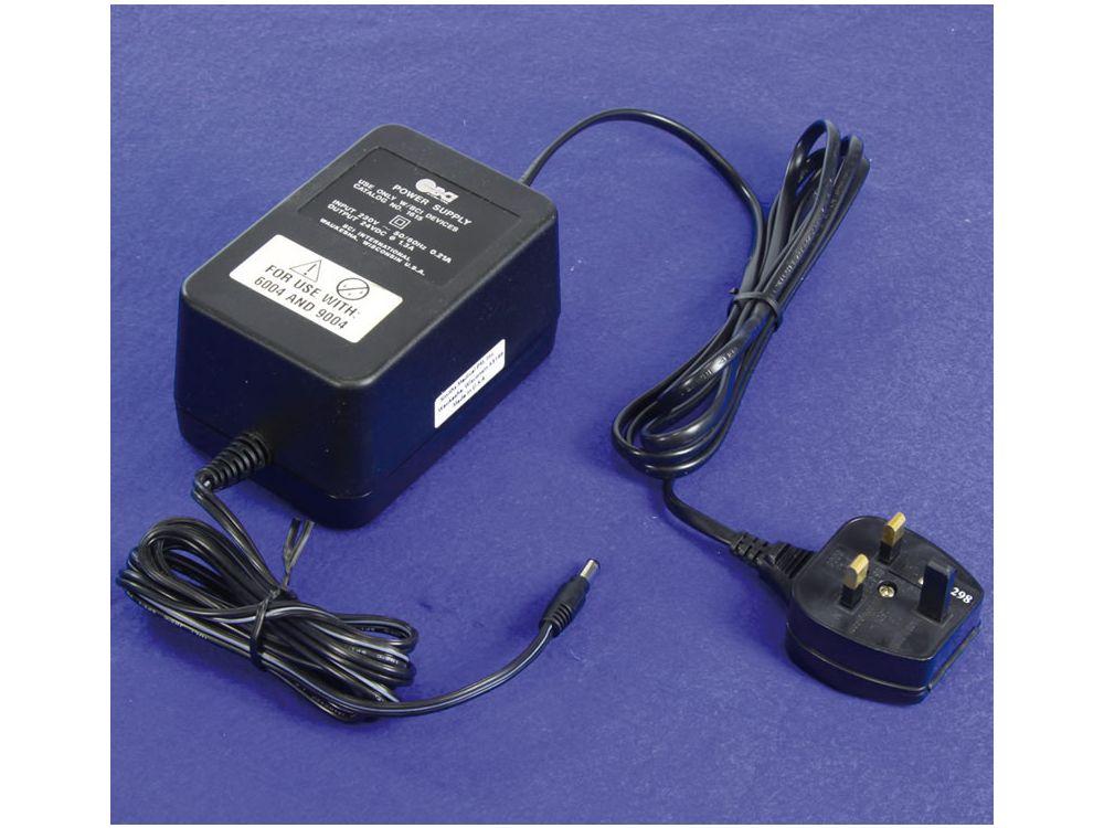Charger/Power Supply 230-240V' For V6004 V9004 & V9400