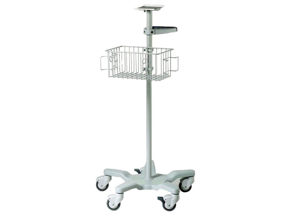 SurgiVet Roll Cart For Advisor Monitor