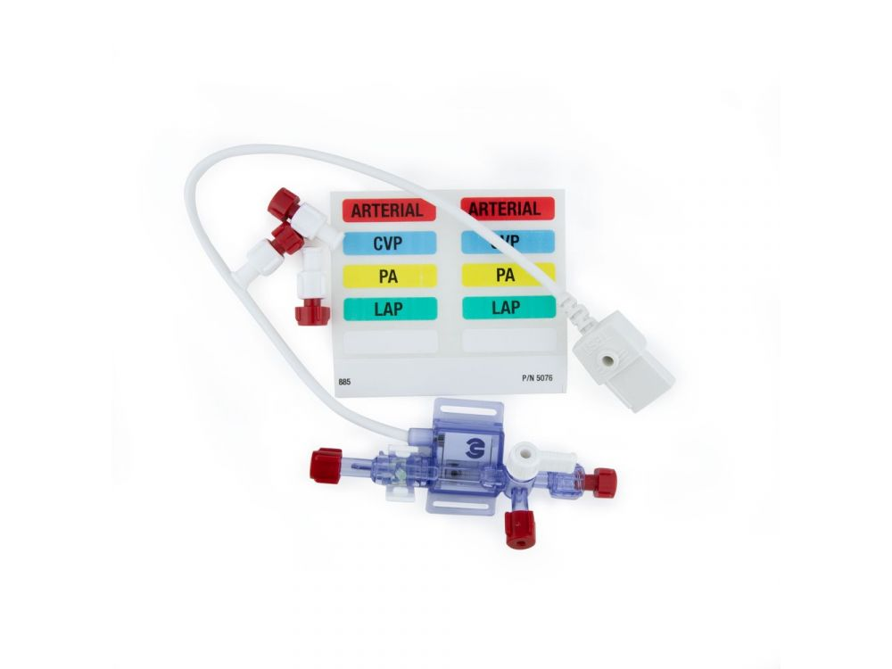 Invasive Blood Pressure Transducer