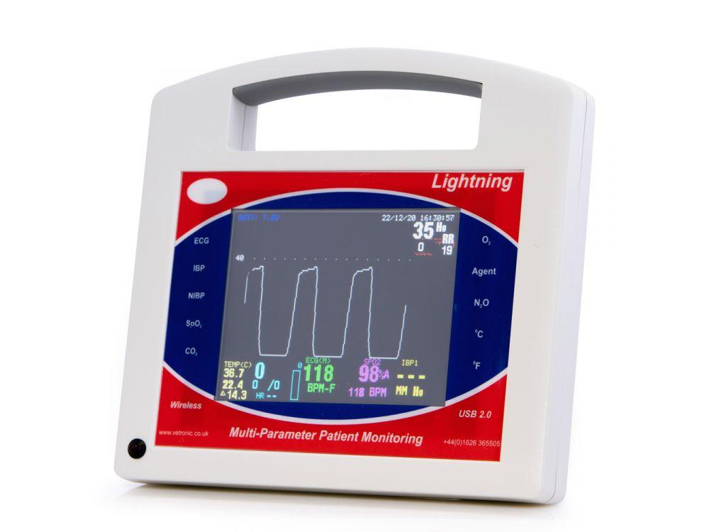 Vetronic Lightning Multi-Parameter Monitor