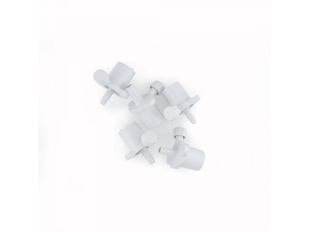 Set of 5 x RSP 15mmm ISO Connectors
