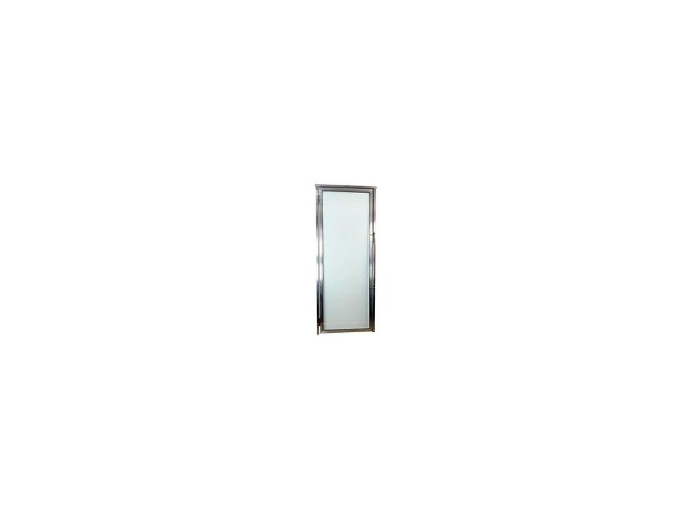 1107mm W x 1960mm H Glass Kennel Door - Clearance