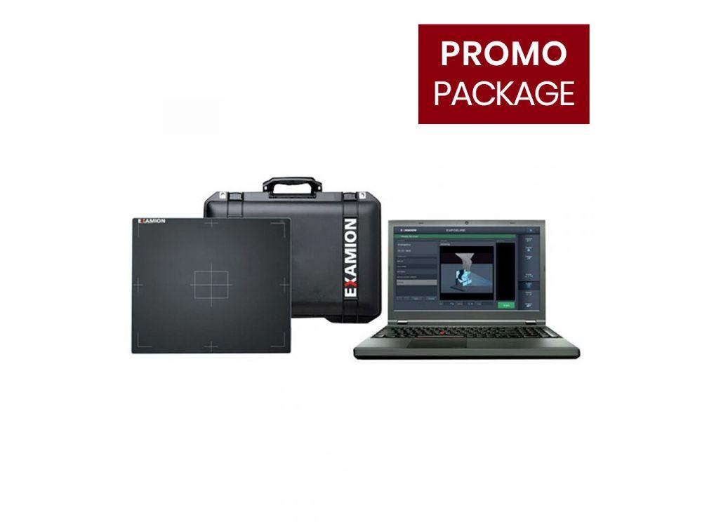 Examion X-DR Portable Case L WiFi DT Promotional Package