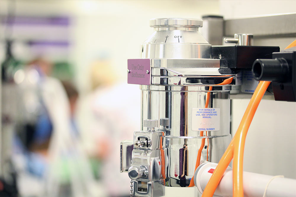 Finding The Right Anaesthetic Machine